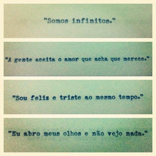 As Vantagens De Ser Invisível Livefrases3 Frases E Not Found