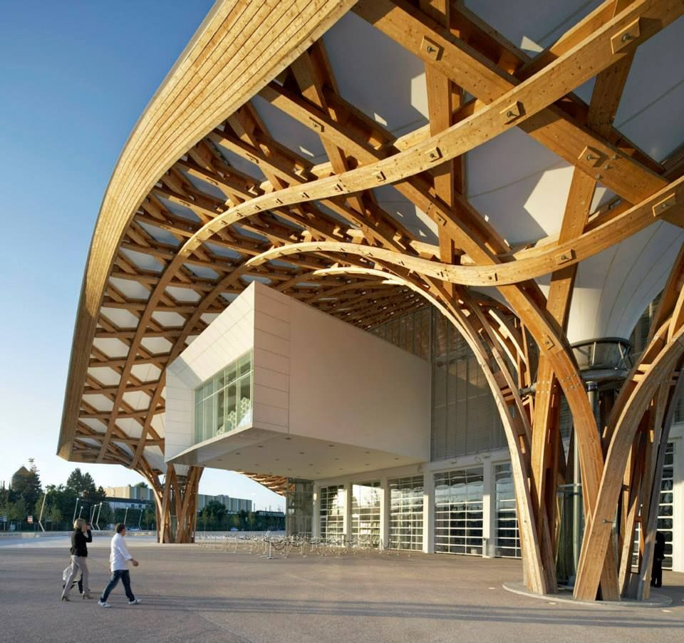 Centre pompidou metz made in france pinterest for Metz architects