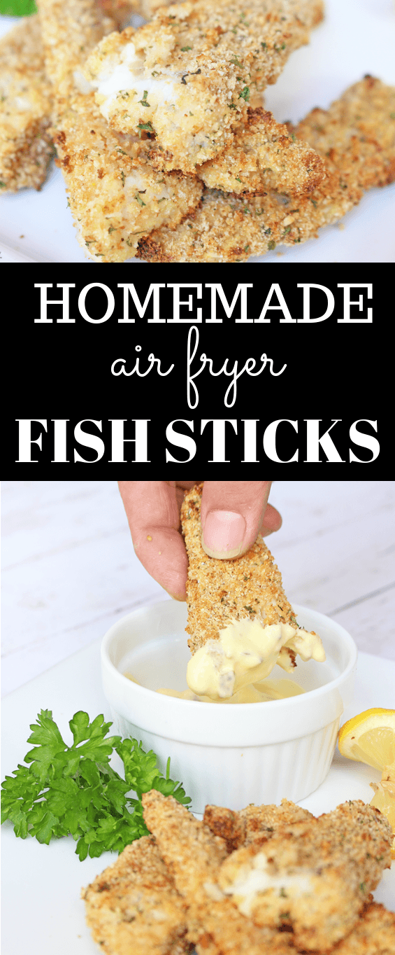 Homemade Air Fryer Fish Sticks If you want to cook fresh
