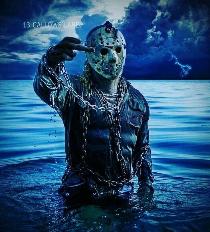 Jason Voorhees #jasonvoorhees in 2020 | Horror movie icons ...