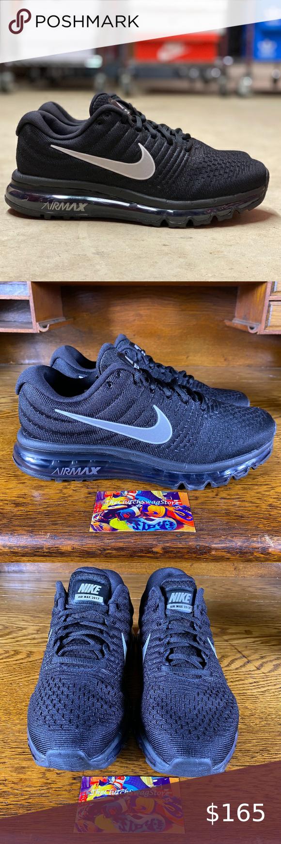Nike Air Max 2017 Mens Runners 849559-001 NEW Mult in 2020 ...