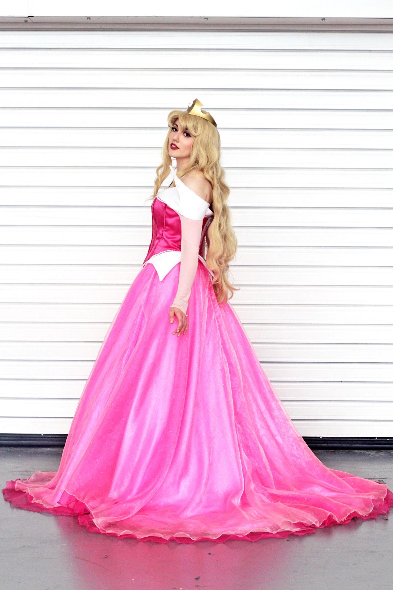 Aurora from disneys sleeping beauty by briar rose cosplay