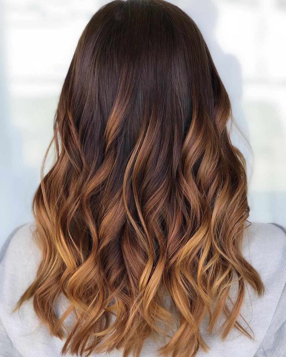 Mechas mel: 50 inspirações para iluminar os fios e inovar no visual #cabelo