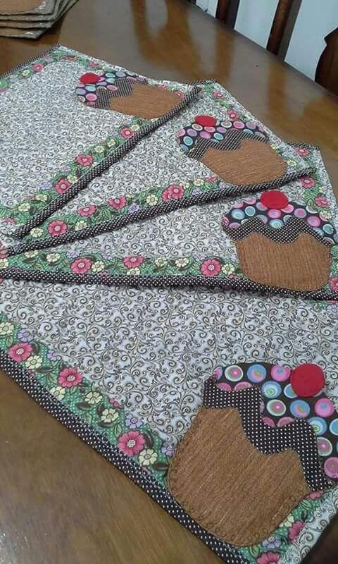 Pin von silvana auf Costura | Pinterest | Patchwork, Tassenteppiche ...