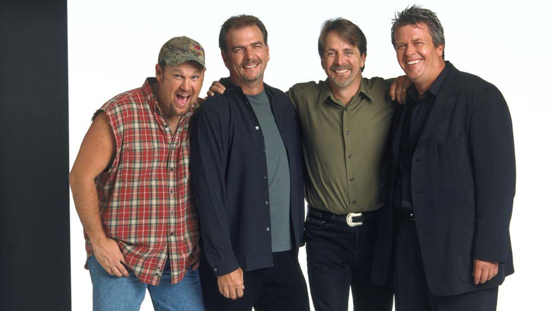 See the Blue Collar Comedy Tour Live!!!