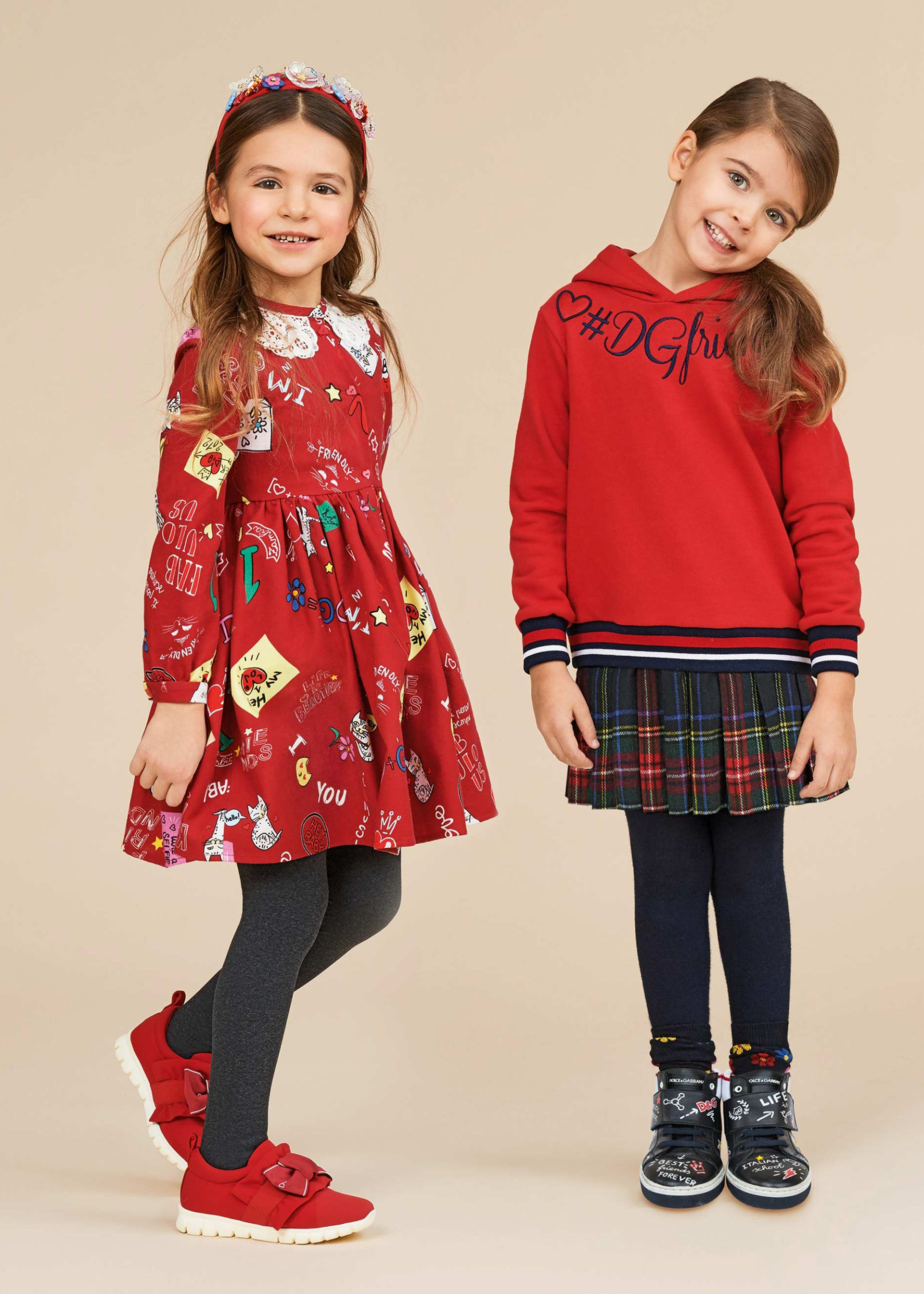 1f0b7f8942b Children s Girl Collection Fall Winter 2018-19