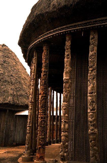 Artagence Castle Africain Cameroun - Bandjoun #artagence building - construire une maison au mali