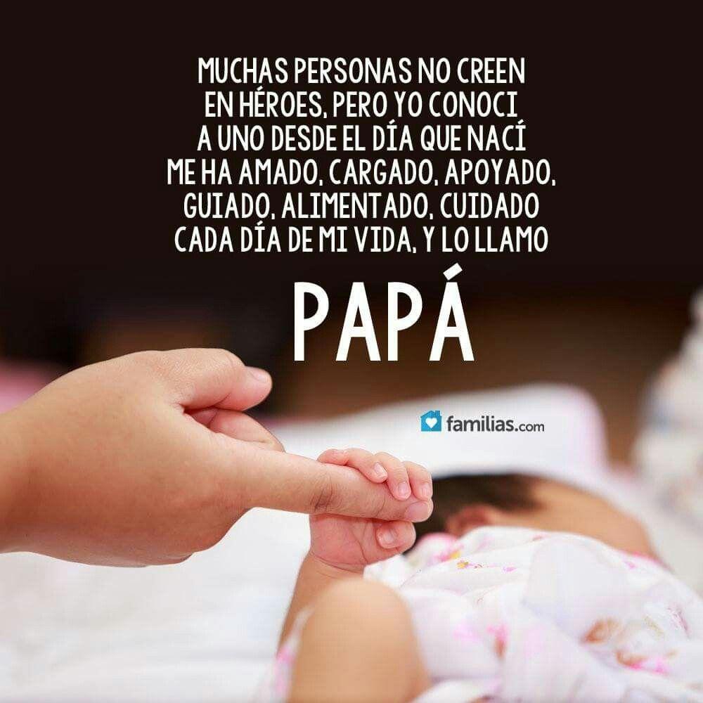 Para Papa Un Su De Frases Bebe