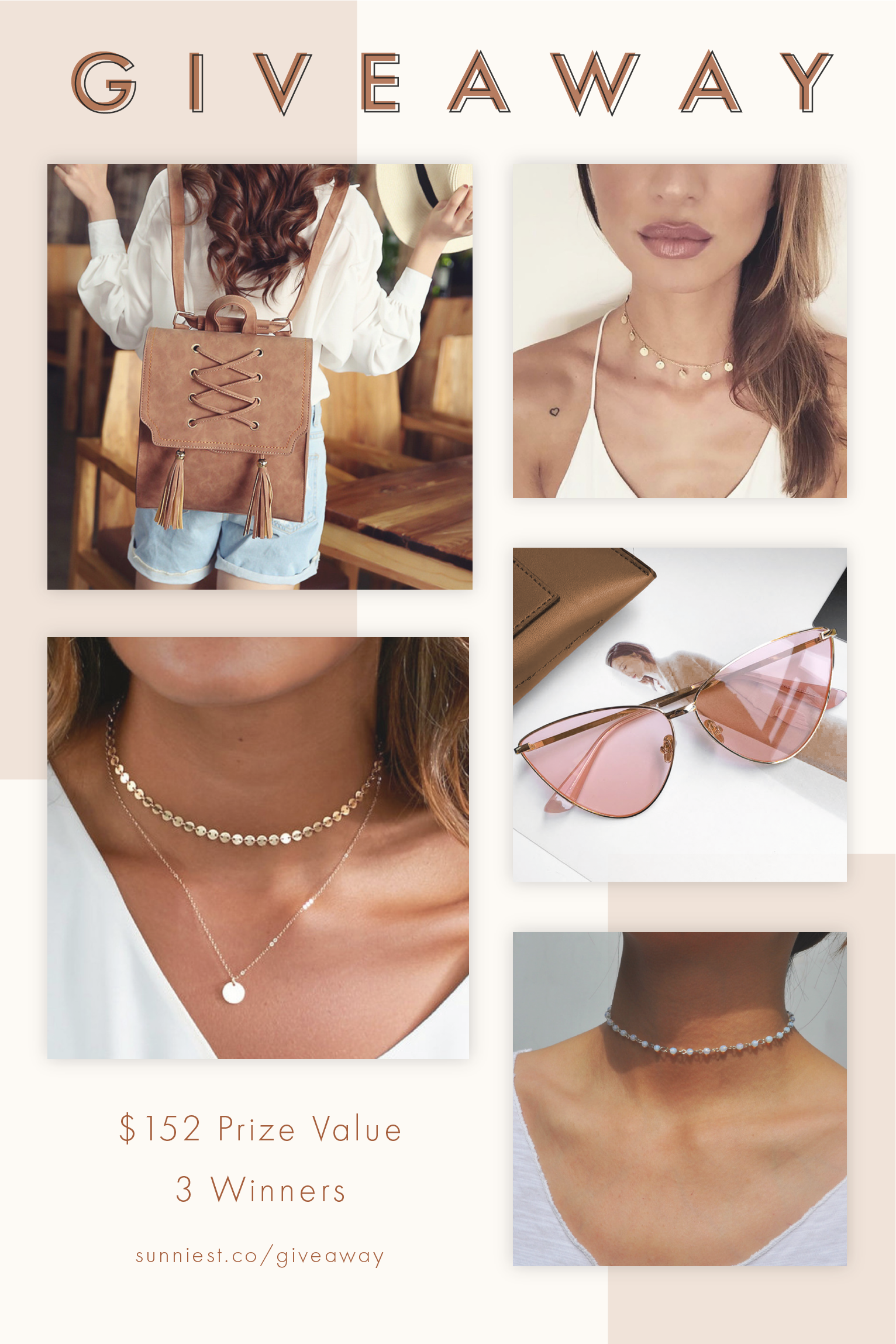 Win a Boho Accessories Package Worth $152!   Accessories