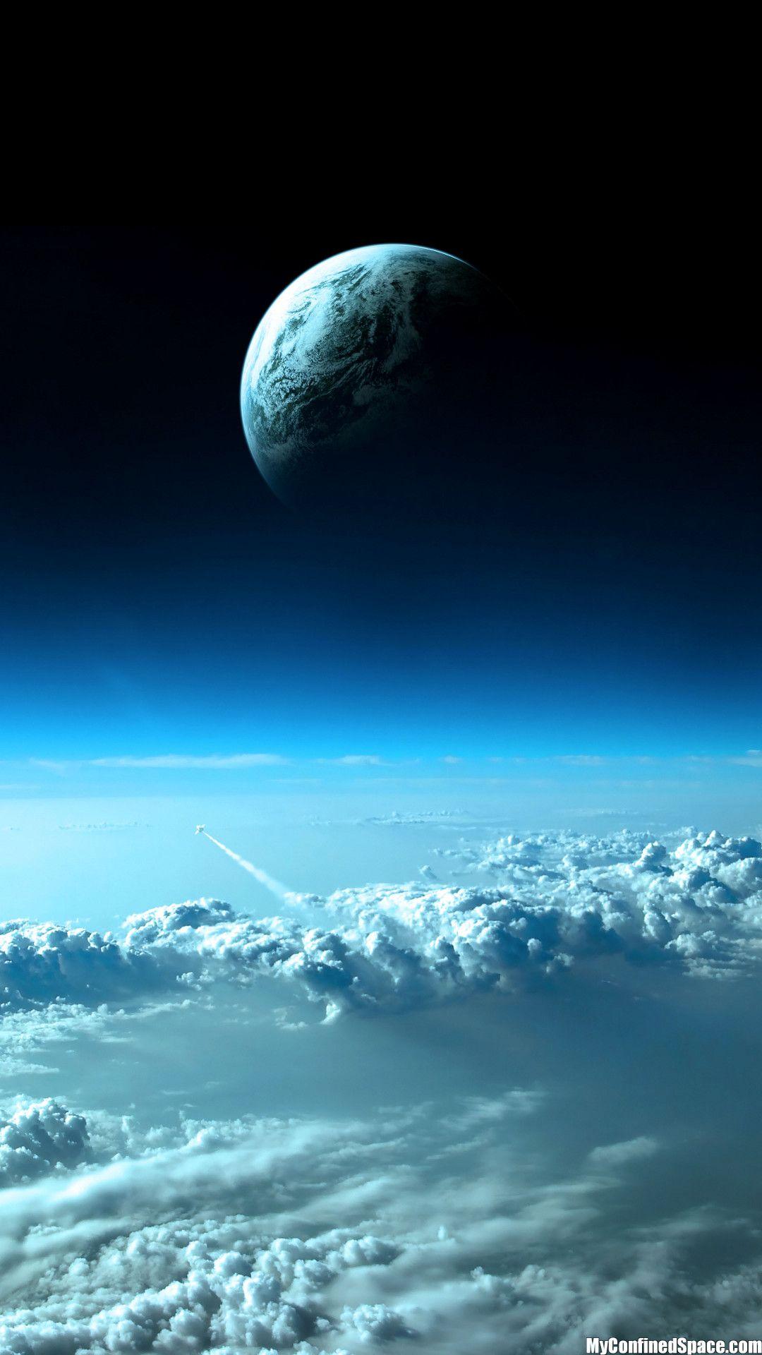 1080x1920 Vertical Hd Wallpapers Space Iphone Wallpaper Wallpaper Earth Planets Wallpaper