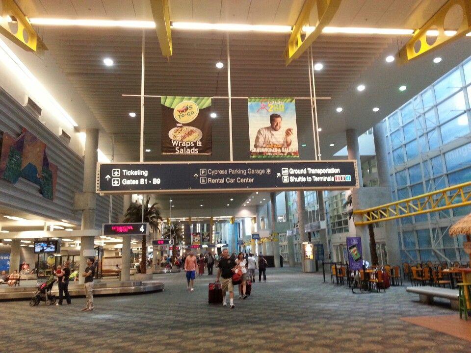 Fort LauderdaleHollywood International Airport (FLL