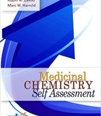 Medicinal Chemistry Self Assessment Pdf  Chemistry