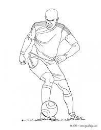 Resultado De Imagen Para Coloriage Joueur De Foot Coloriage Football Coloriage Foot