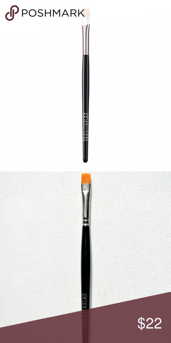 Laura Mercier Flat Eye Liner Brush Travel Length