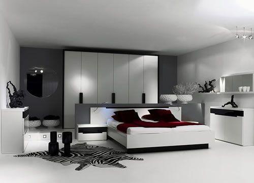 Habitaciones de estilo minimalista Estilo minimalista