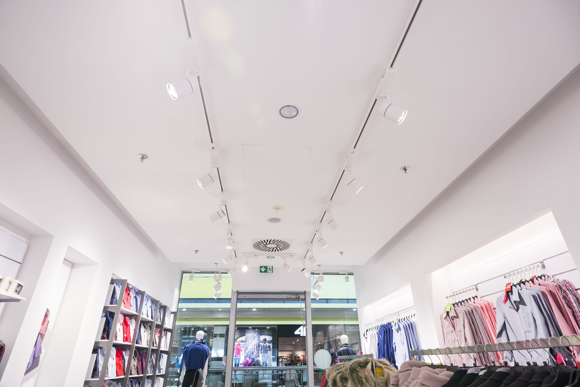 Fashion Store Lighting Track Lighting Kastor Led Track