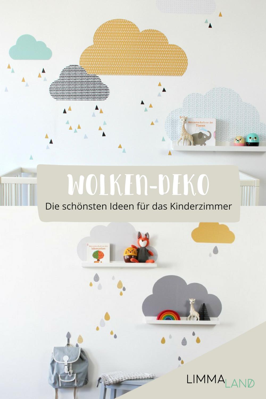 Babyzimmer Wolken