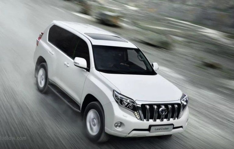 2020 Toyota Land Cruiser Redesign