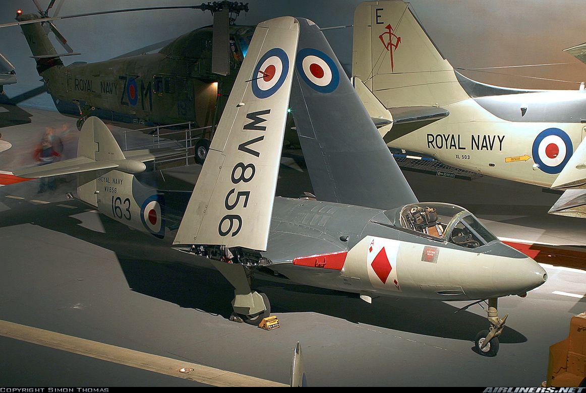 Hawker Sea Hawk FGA6 UK Navy Aviation Photo 1022769