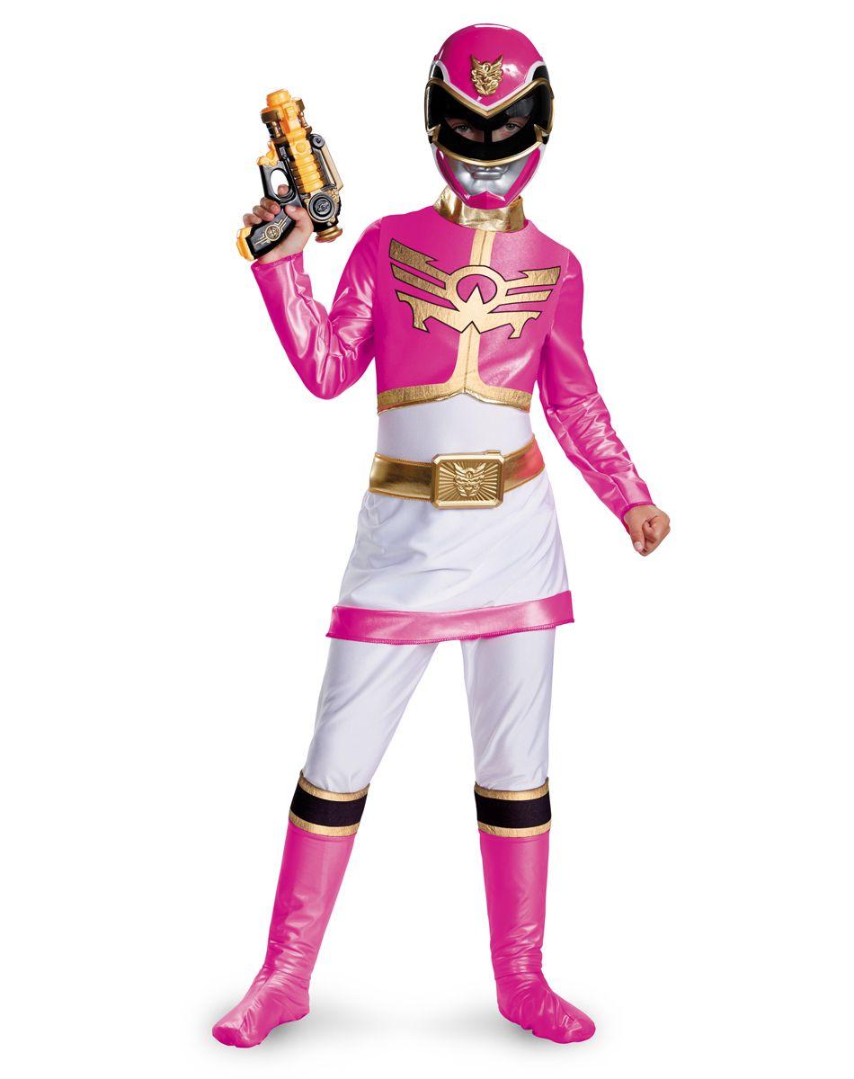 power rangers megaforce pink ranger costume at spirit. Black Bedroom Furniture Sets. Home Design Ideas