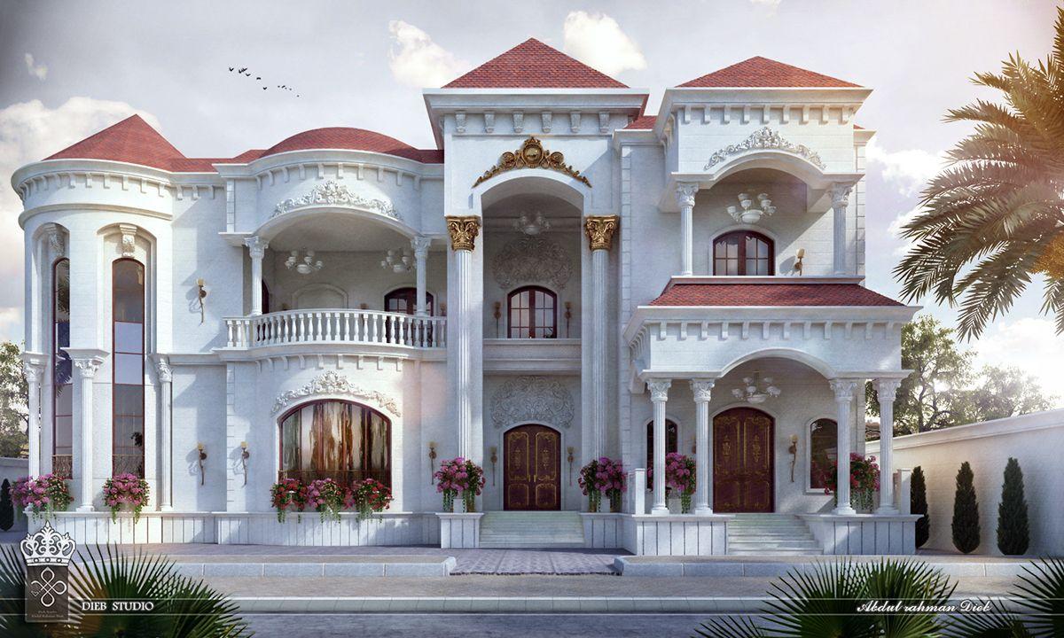 New classic villa in lebanon in 2019 luxury homes dream