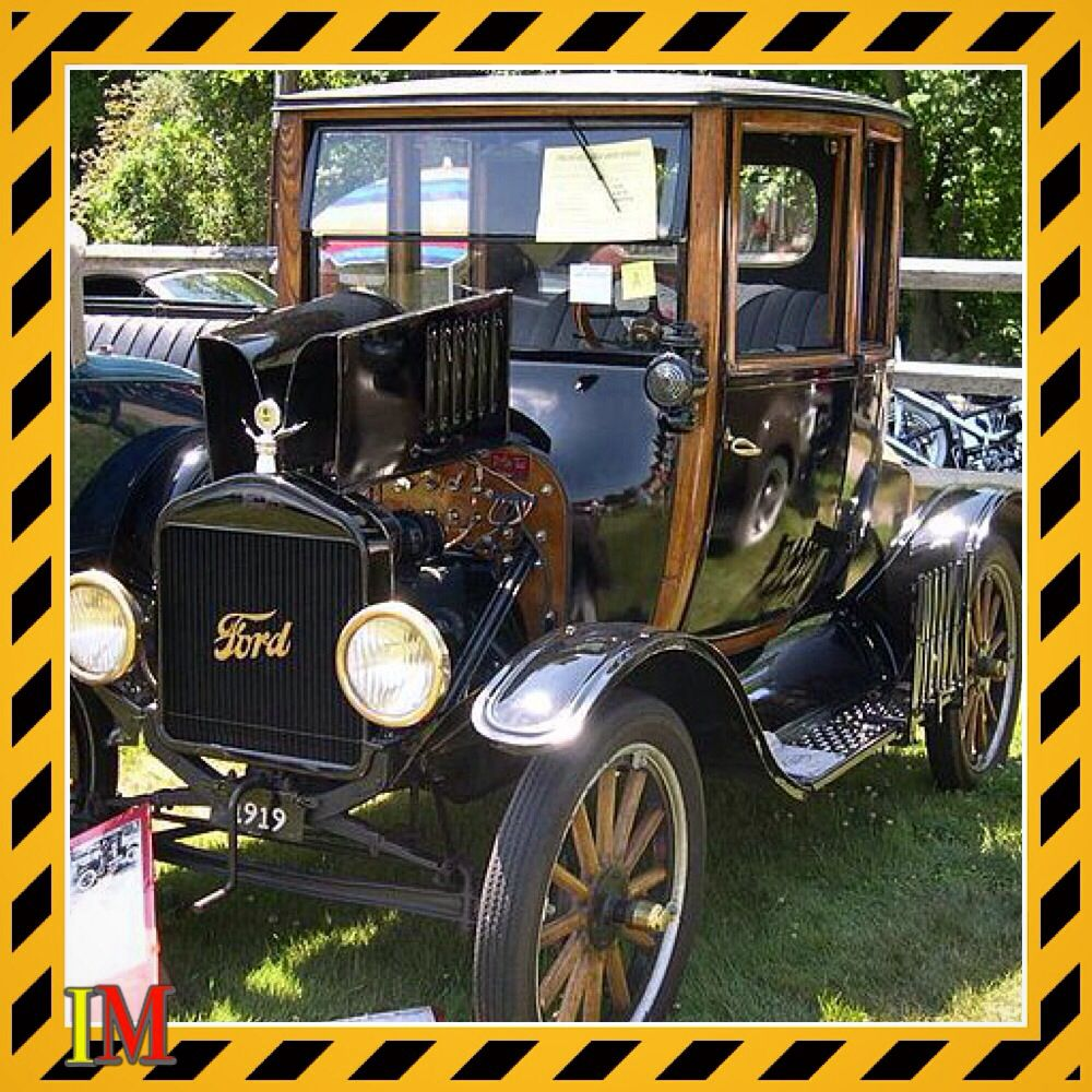 AdaylikeToday 10/01/1908: #Ford puts the #ModelT car on the market ...