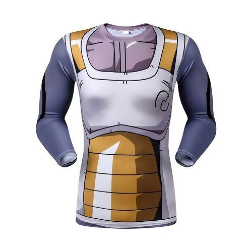 3c138b78 Vegeta Resurrection F Long Sleeve Armor Shirt   Clothes   Armor ...