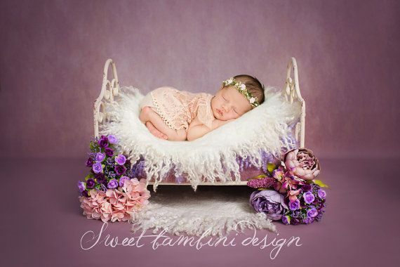 Newborn photography digital prop backdrop by sweetbambinidesign