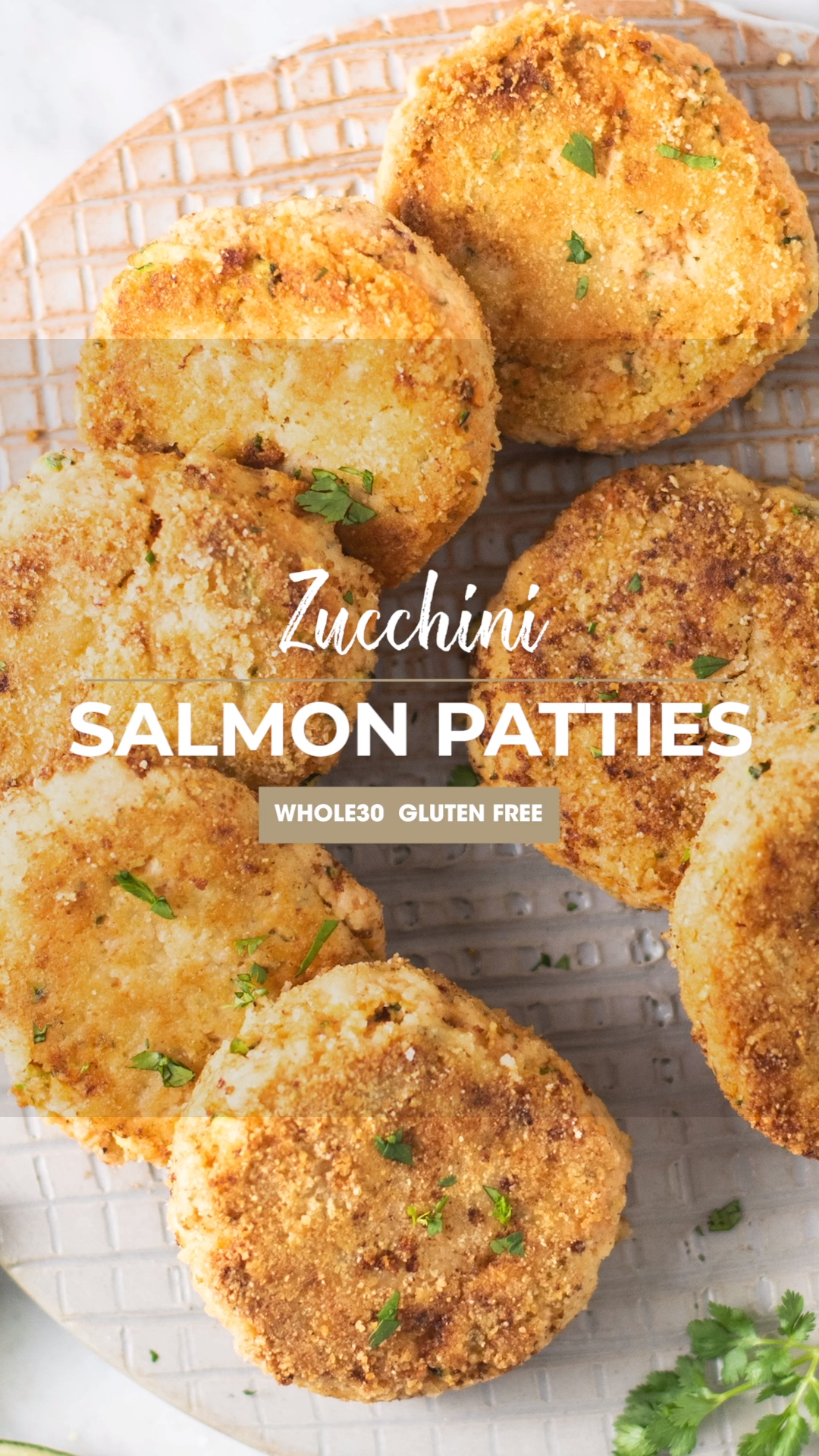Healthy Salmon Patties