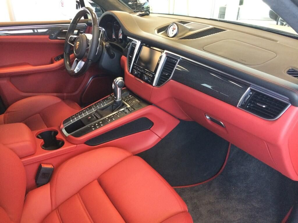 Porsche macan red interior google search dope af rides - Porsche macan white with red interior ...