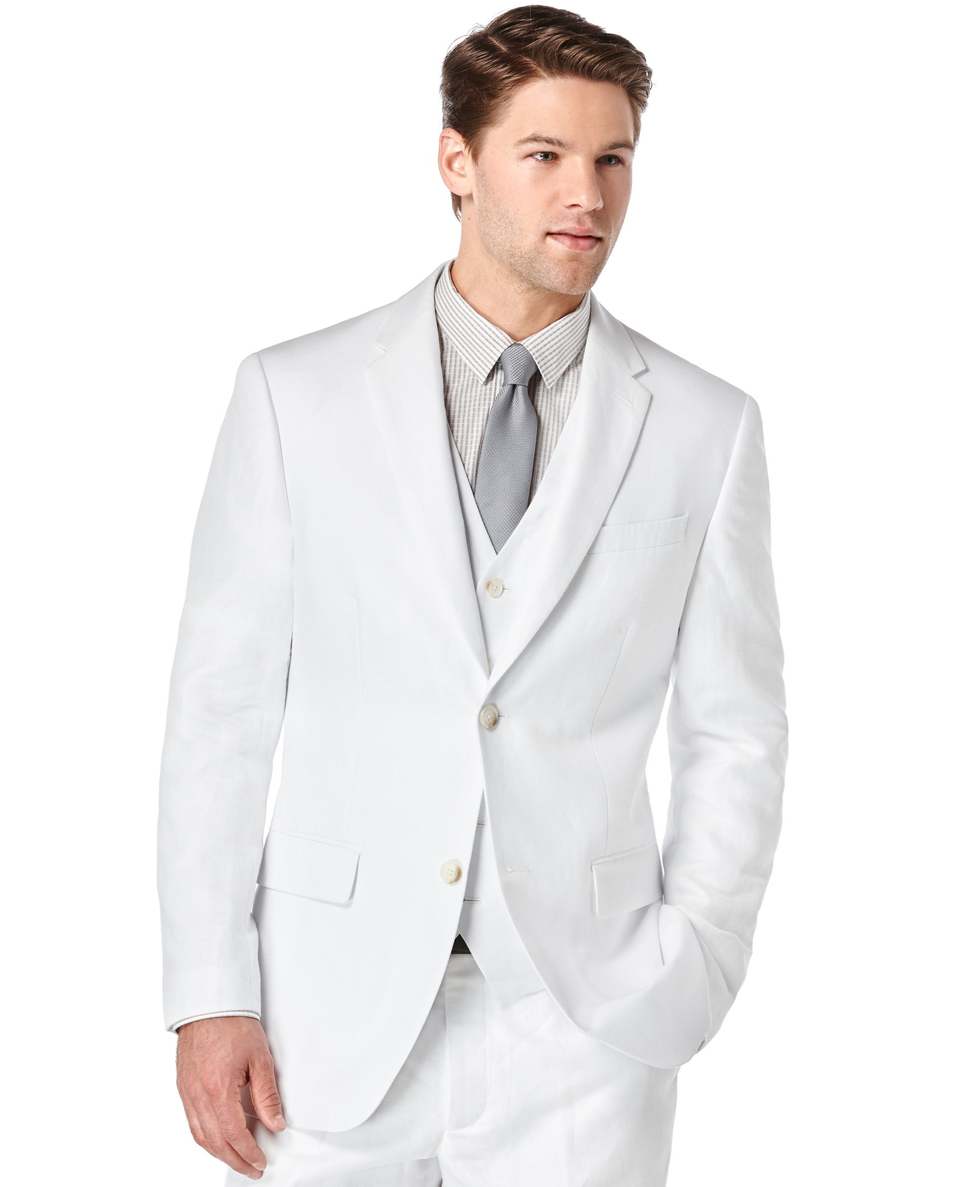 Men S Linen Suit Jacket Linen Suits For Men Linen Suit White