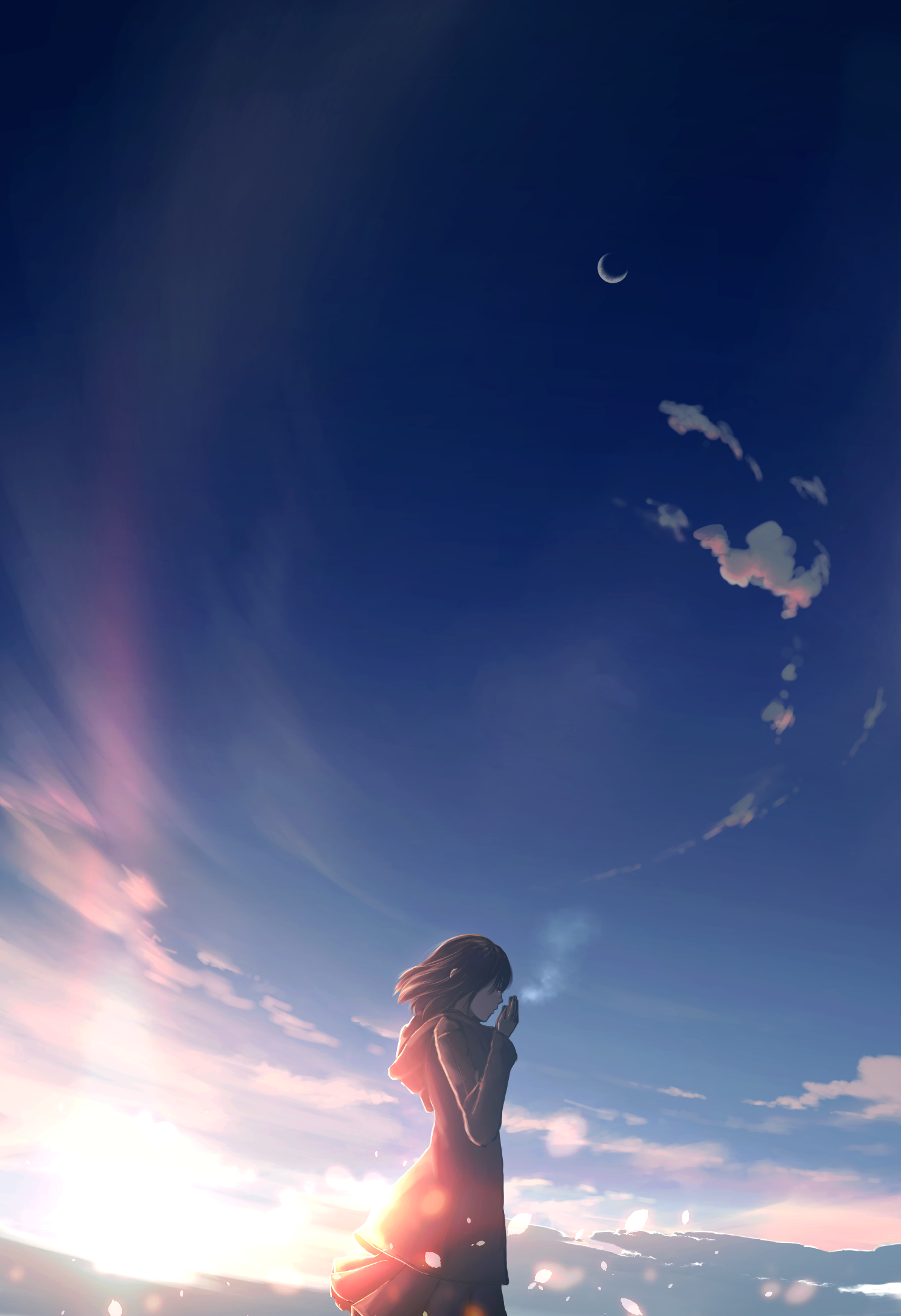 Browse the New of Black Wallpaper Anime for Xiaomi 2020 from Uploaded by user