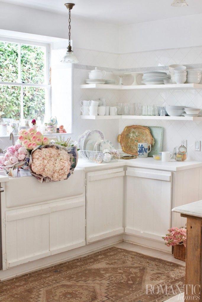 Photo of Rachel Ashwell's Shabby Chic Home – Romantic Homes