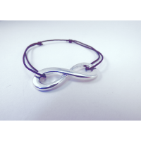 Bracelet femme Infini minimaliste