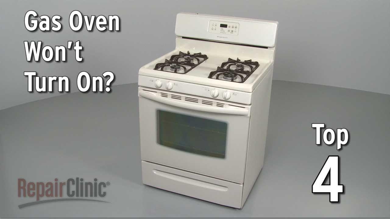 Oven Won T Turn On
