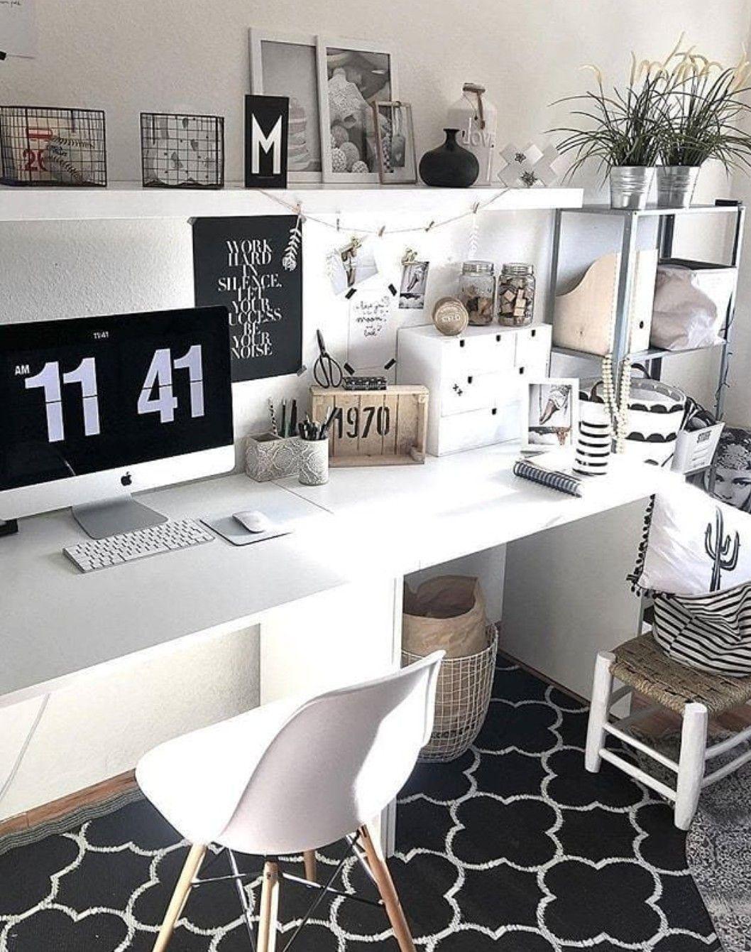 pin von zuzanna nowacka auf my dream maisonette pinterest arbeitszimmer buero und. Black Bedroom Furniture Sets. Home Design Ideas