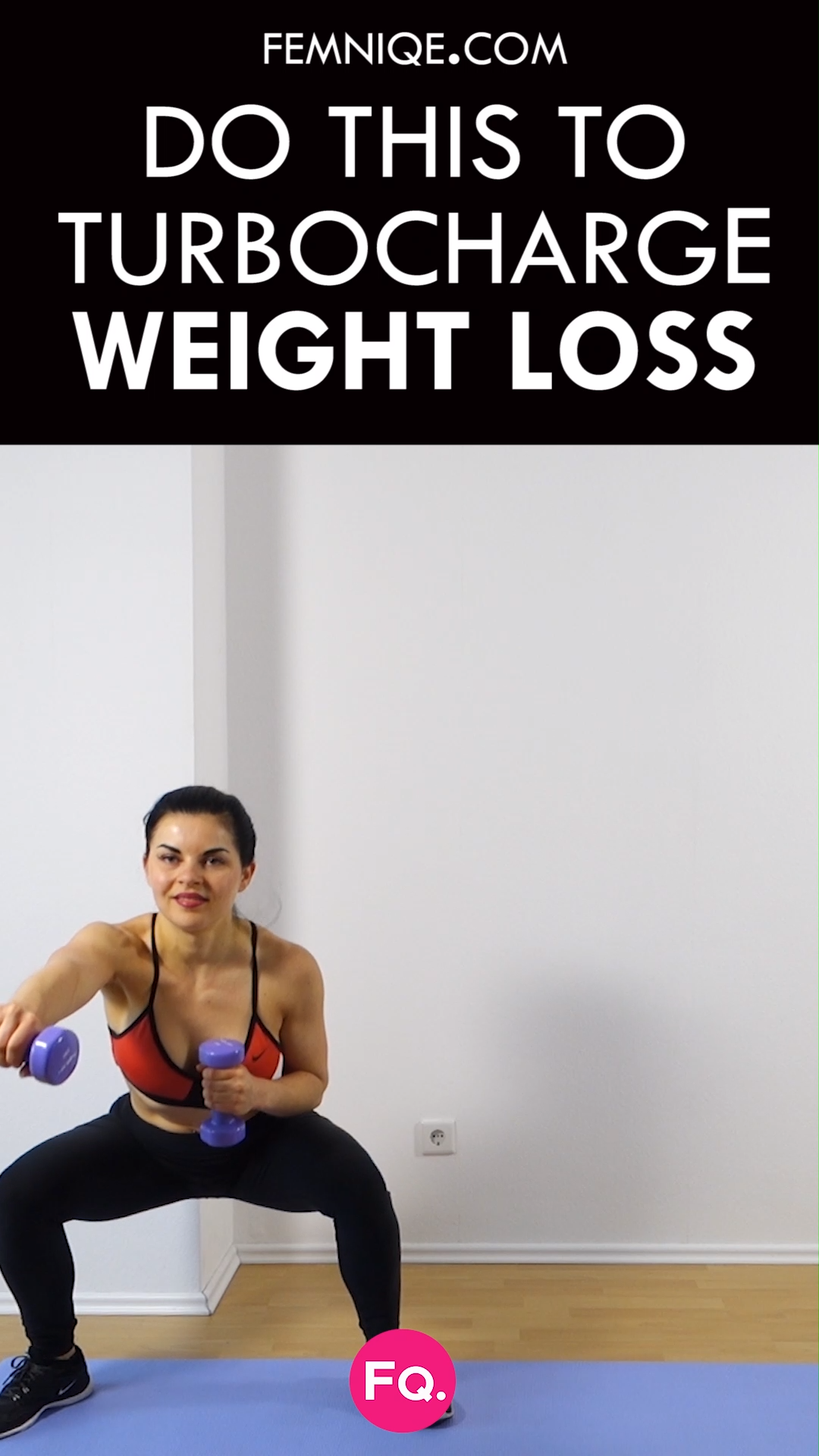 Full Body HIIT Workout: A 5 Minute Total Body Fat Destroyer