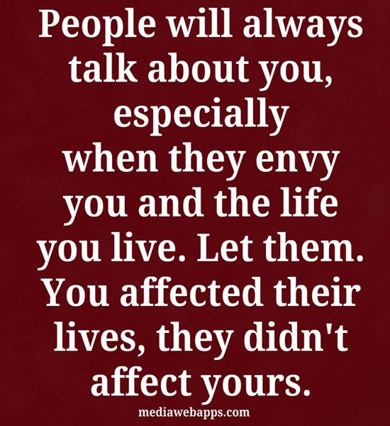 Let Them Talk Quotations Quotable Quotes Life Quotes