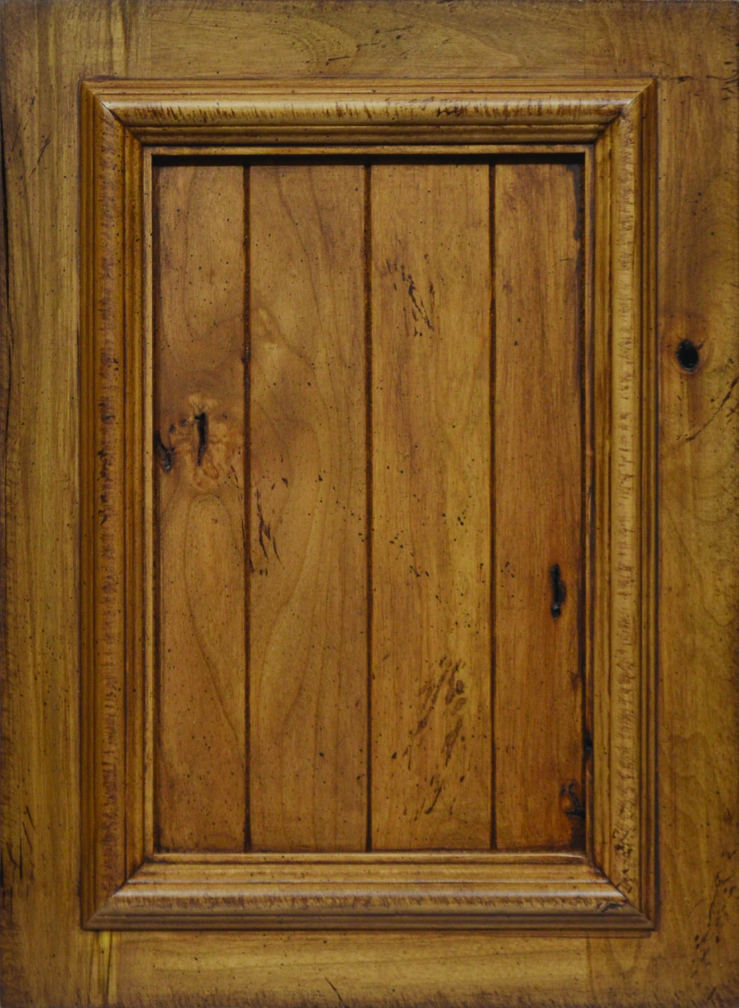 Rockport Grooved Flat Panel Door With Applied Moulding Available