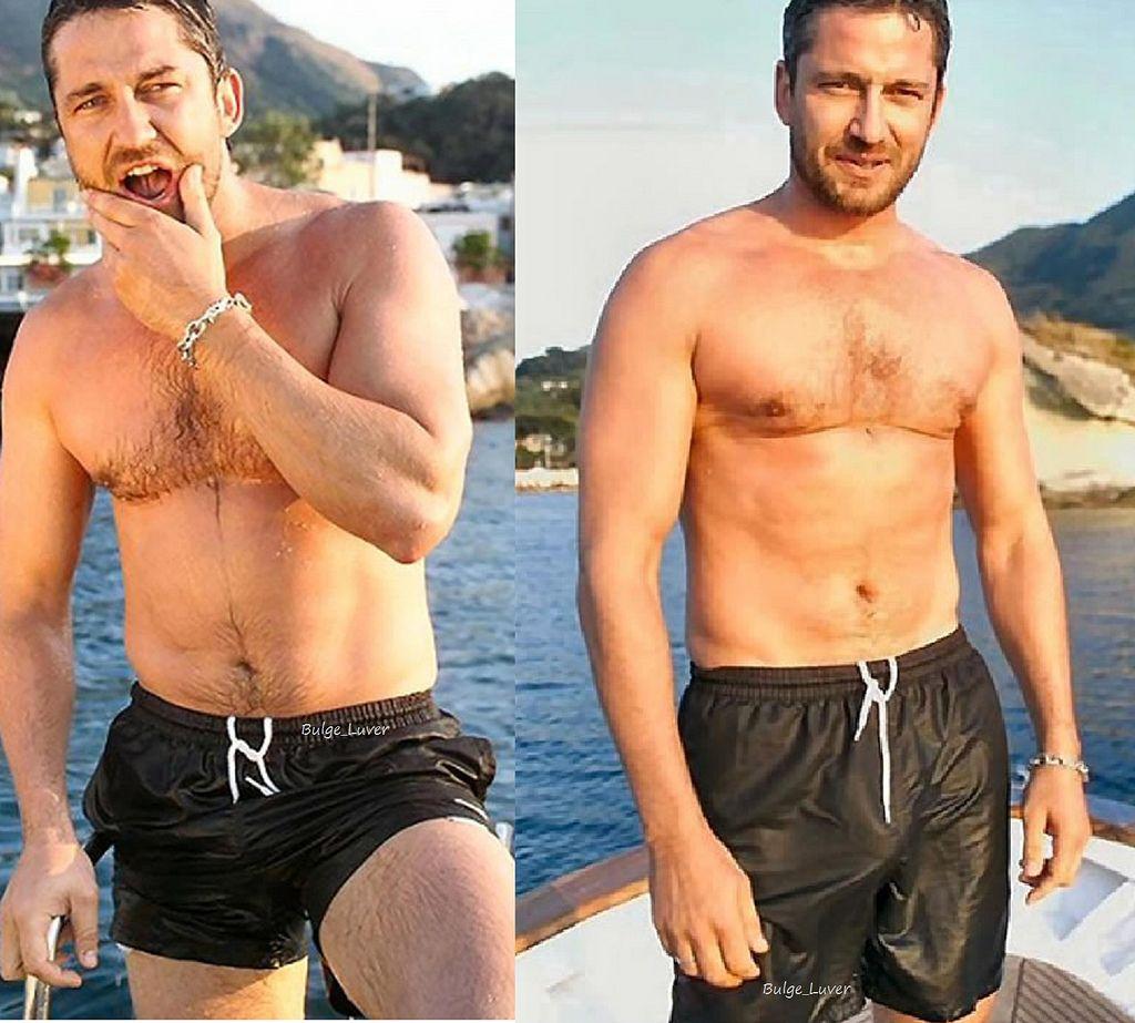 Resultado de imagen para Gerard Butler sin ropa