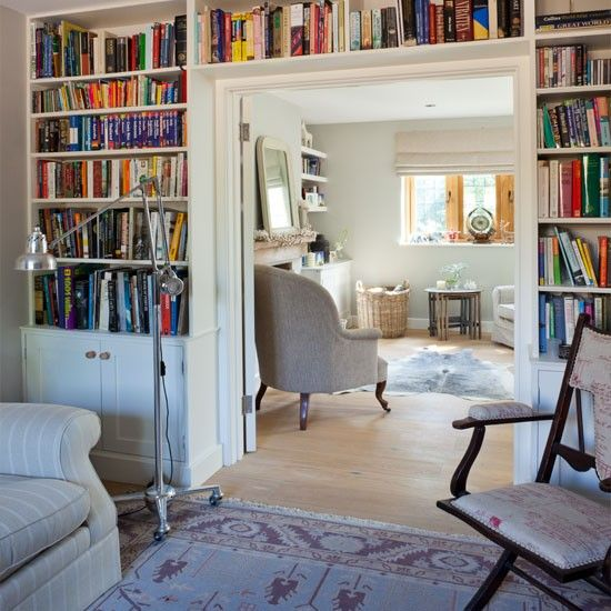 Lavish Brighton Penthouse On The Market For AGBP700000 But It Has A HUGE Secret Sitting RoomsThe DoorsBuilt In BookcaseBookcasesSecret