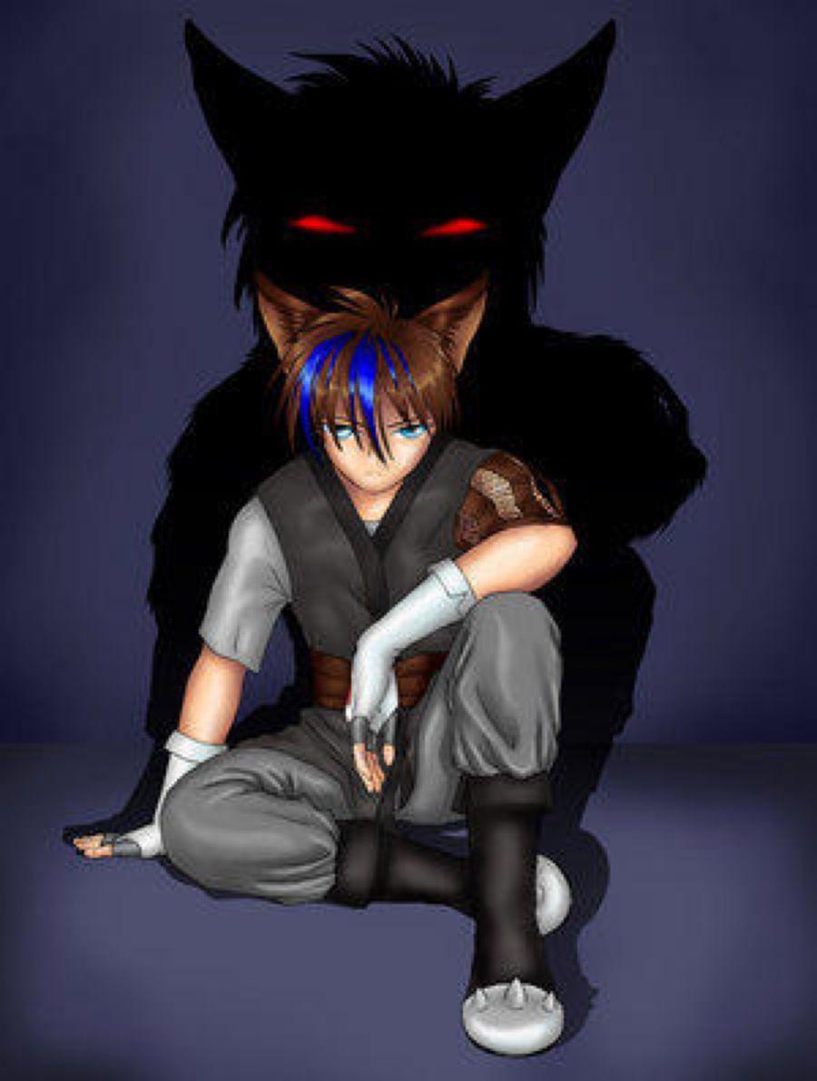 Anime Werwolf