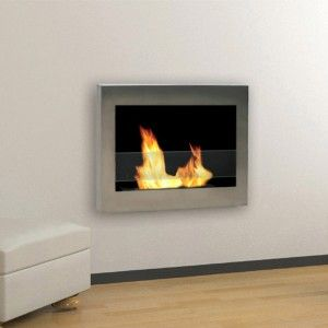 stainless portable fireplace - Google Search | Empty Nest Decor ...