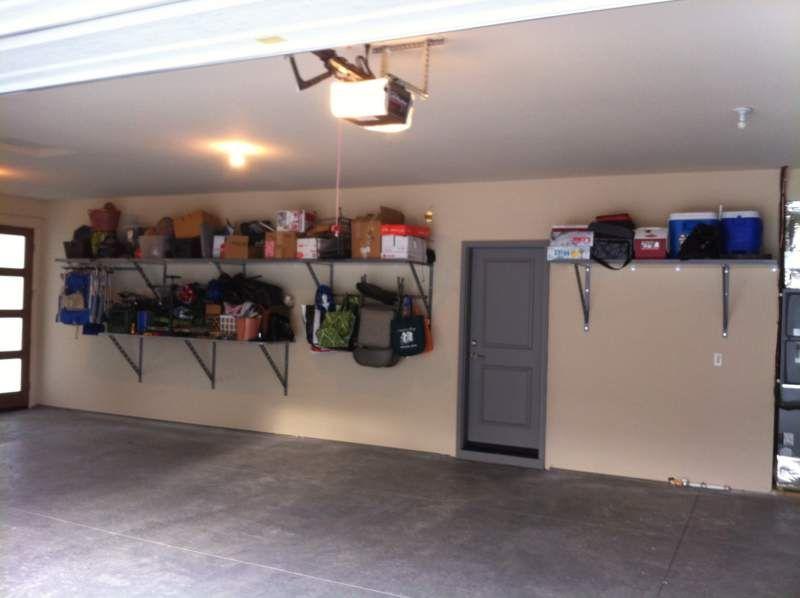 25 Garage Storage Ideas To Help You Organize Your Garage Garage Shelving Diy Garage Garage Storage Racks