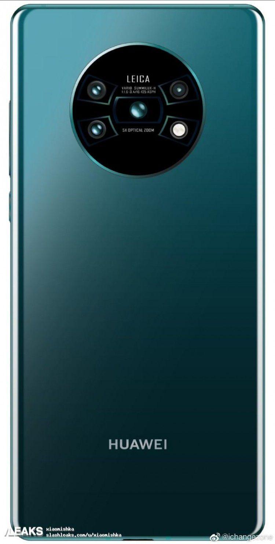 تسريبات مصورة تكشف عن تصميم الكاميرة في هاتف Mate 30 Pro Huawei Huawei Mate Smartphone Deals
