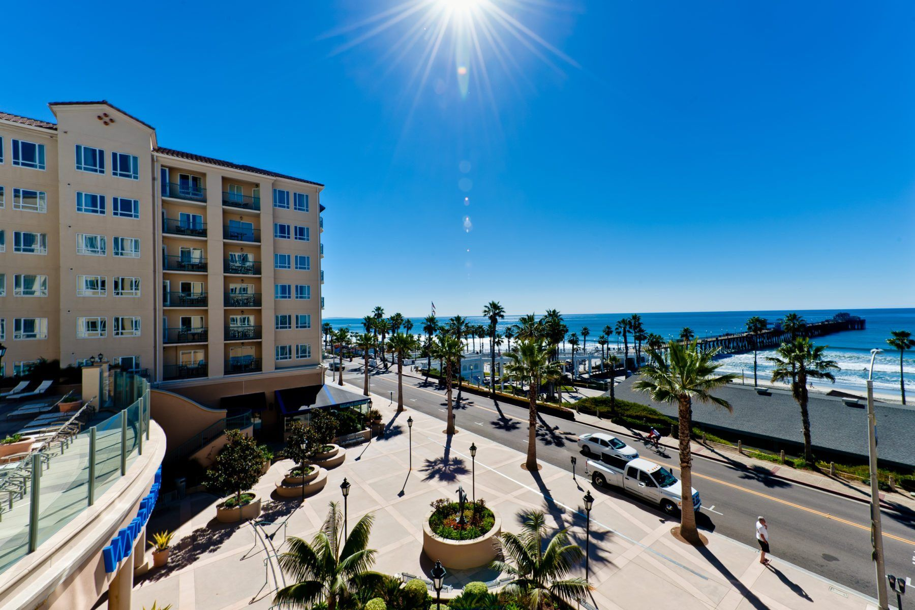 25 OFF with Wyndham Oceanside Pier Resort this Fall! Book