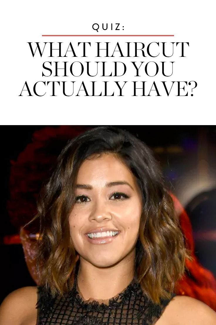 What Haircut Should You Actually Have?  Hair quiz, Hair color
