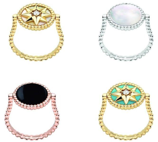 bagues part la bonne toile de dior jewellery design pinterest dior ring and jewel. Black Bedroom Furniture Sets. Home Design Ideas