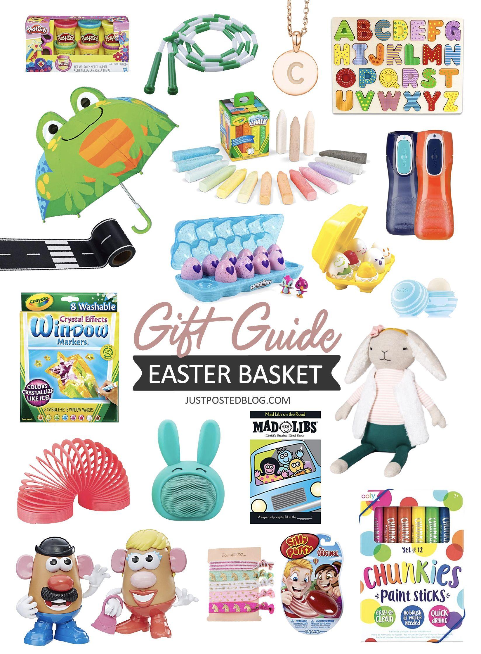 réflexions sur magasin meilleurs vendeurs la réputation d'abord Here is an Gift guide for Easter Baskets for kids! Lots of ...