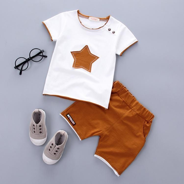5b25d662e Summer Clothing Set for Toddler Boys - 18 months to 5 years old ...